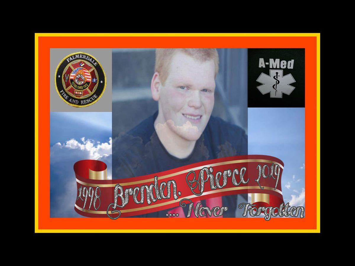 Young Palmerdale firefighter remembered as a helper at heart
