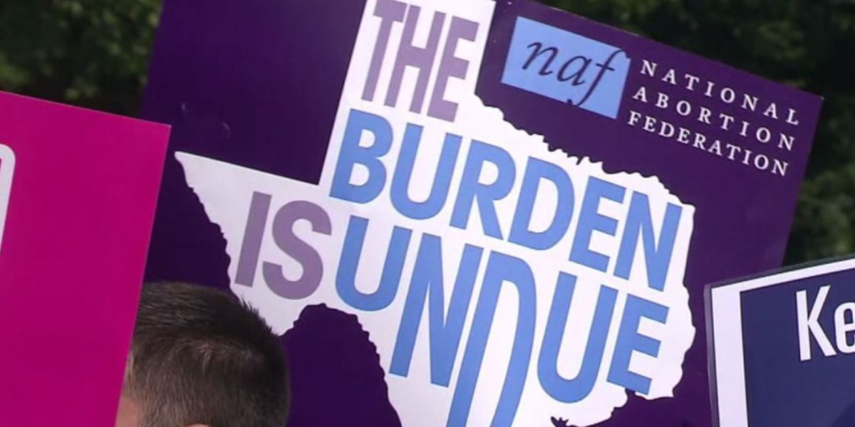 TX abortion clinic ruling will affect AL