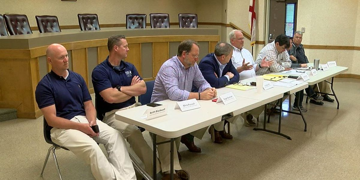 Lawmaker answers questions about Etowah County Sports Complex Bill