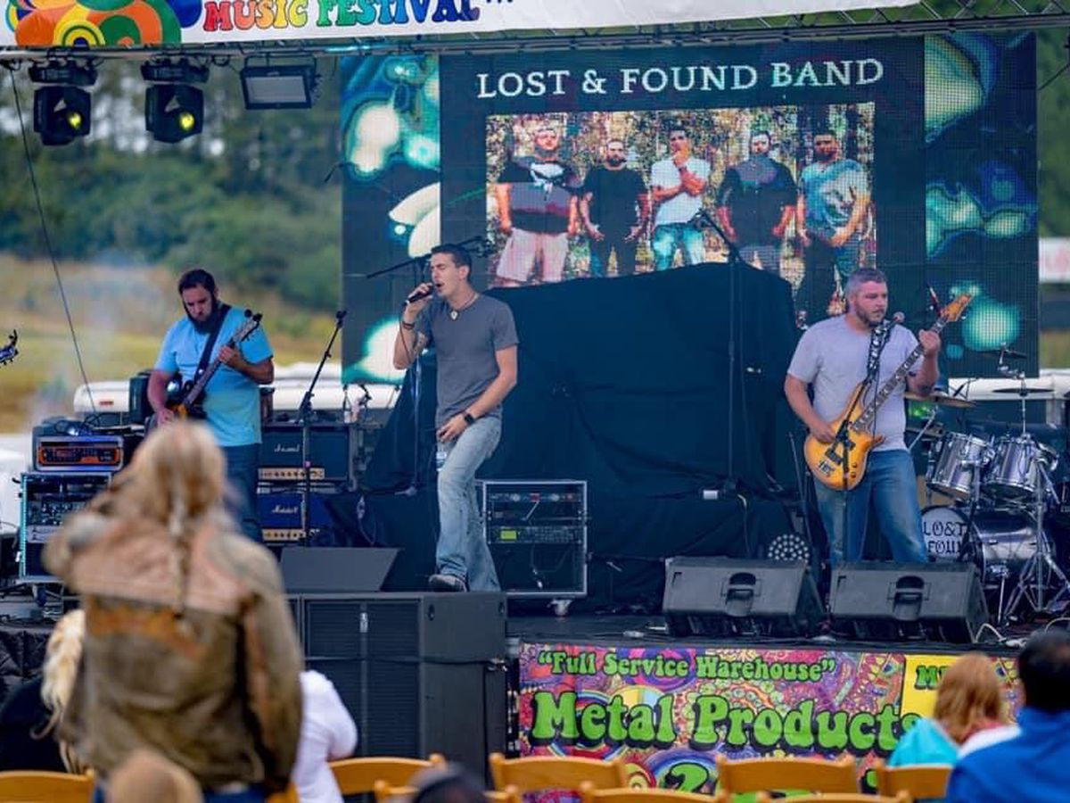 Woodstock Music Festival returns Saturday