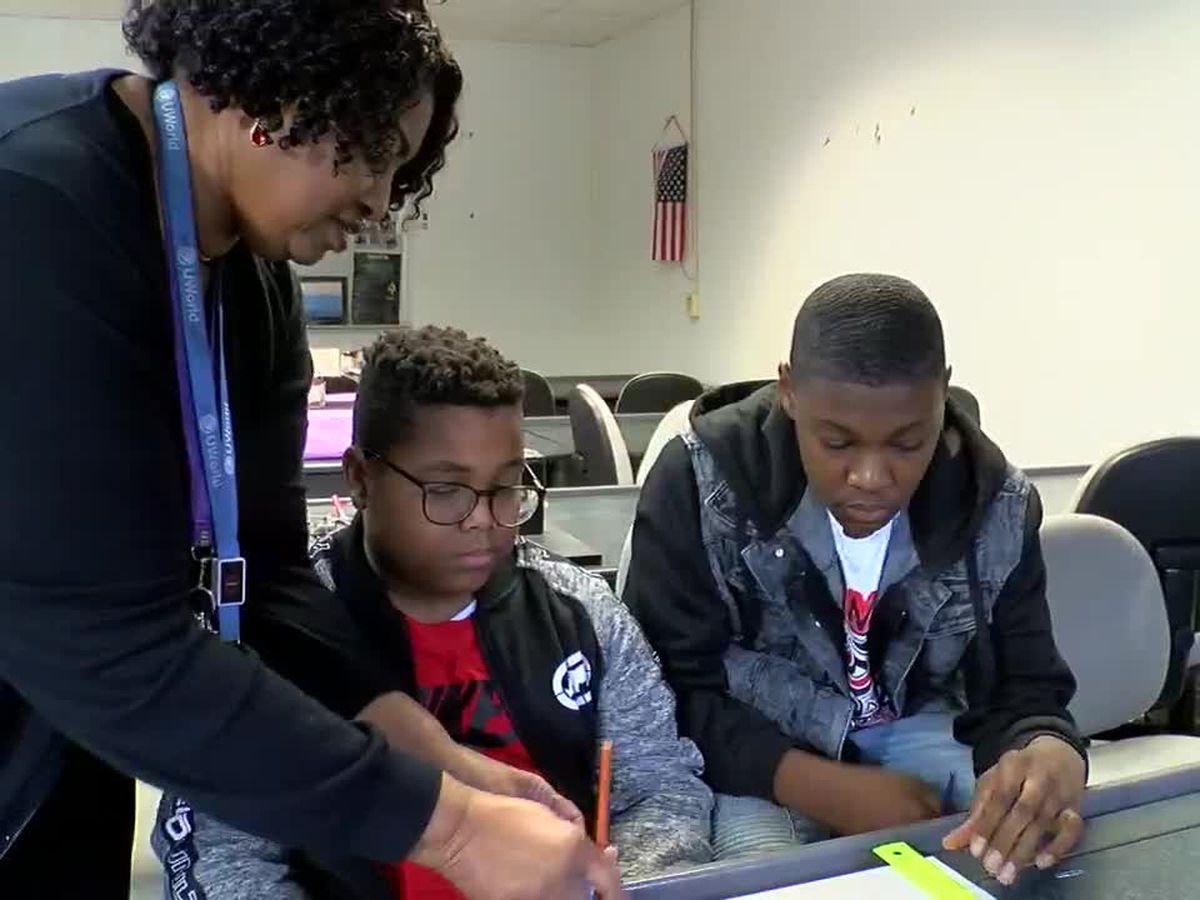 Alabama teacher earns international distinguished award
