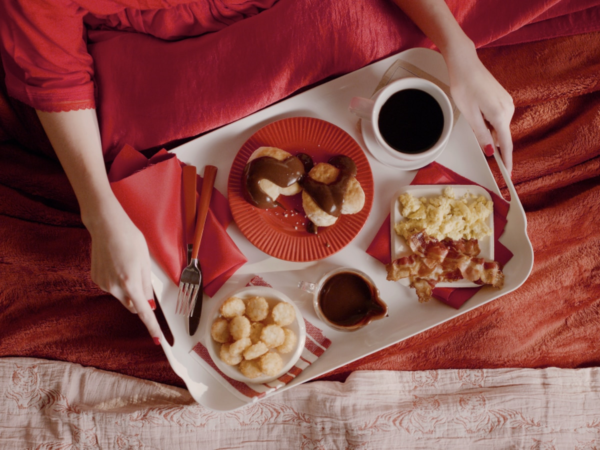 Jack's serves up Southern-style Valentine's breakfast