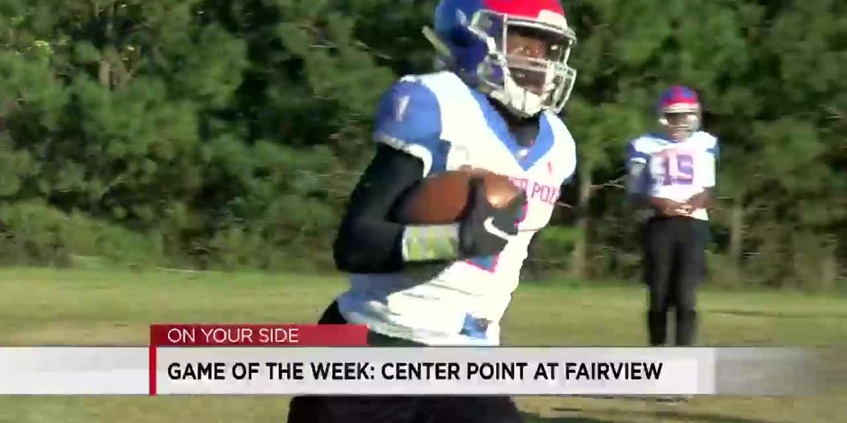 Sideline GOW Preview: Center Point at Fairview