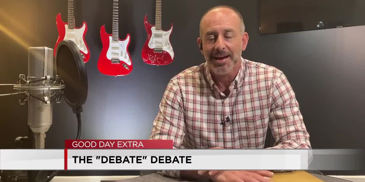 "Kurre & Klapow: The ""debate"" debate"