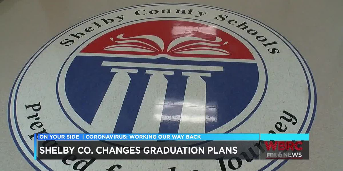 Shelby County grad plans update