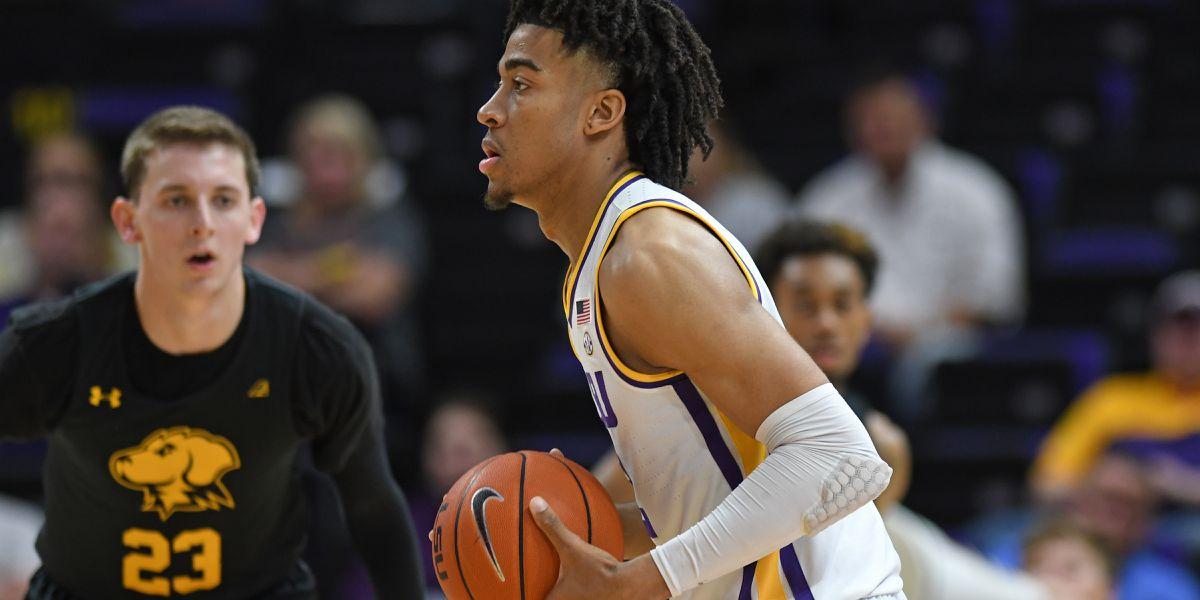 Mountain Brook grad and LSU Tiger entering the NBA draft