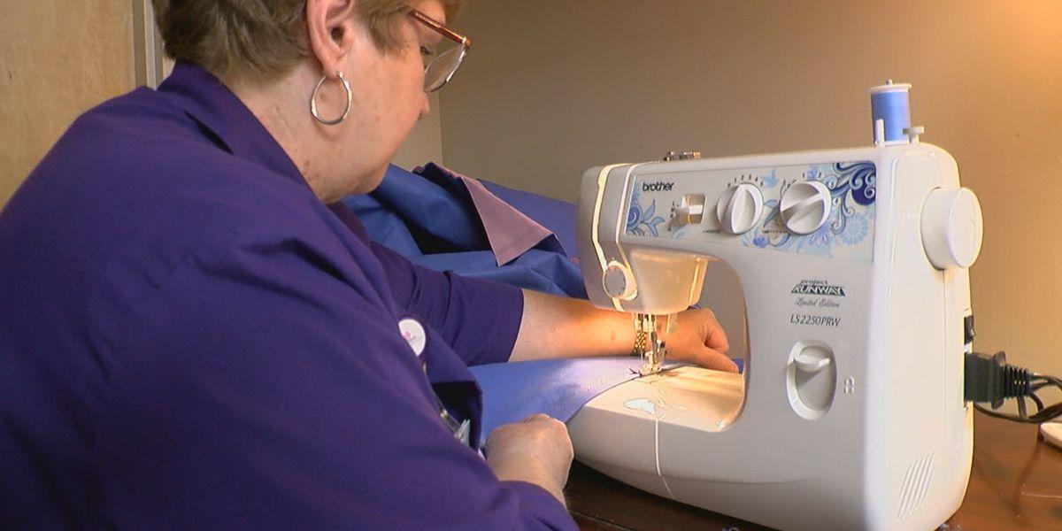 Birmingham nurse and volunteers use sterile hospital wraps to help homeless