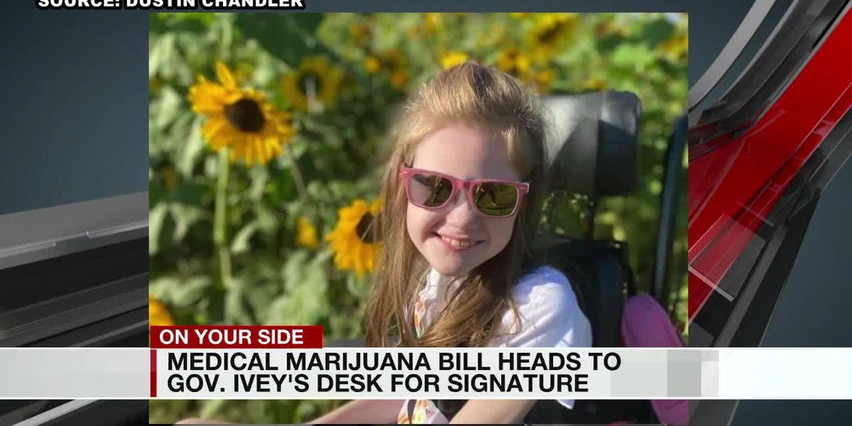 Father of Carly's Law namesake supports Ala. medical marijuana bill