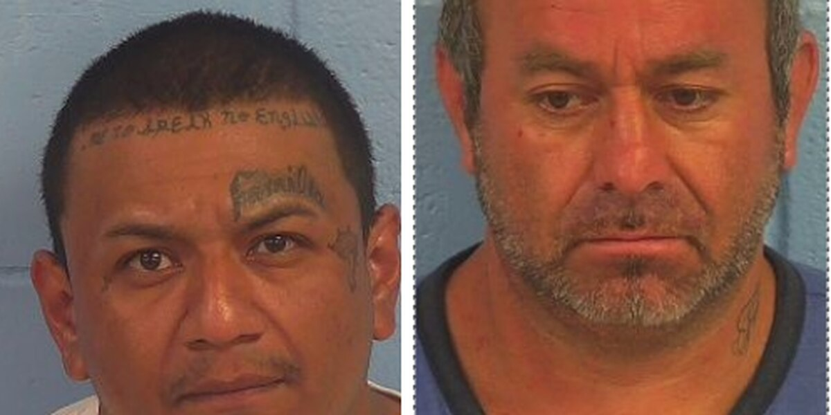 2 Gadsden men arrested on drug related charges