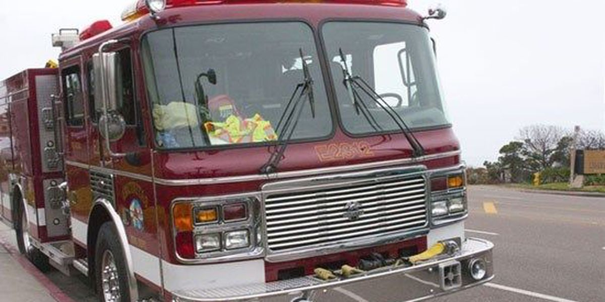Fire officials investigating Edgewater fire; Details at 5 a.m.