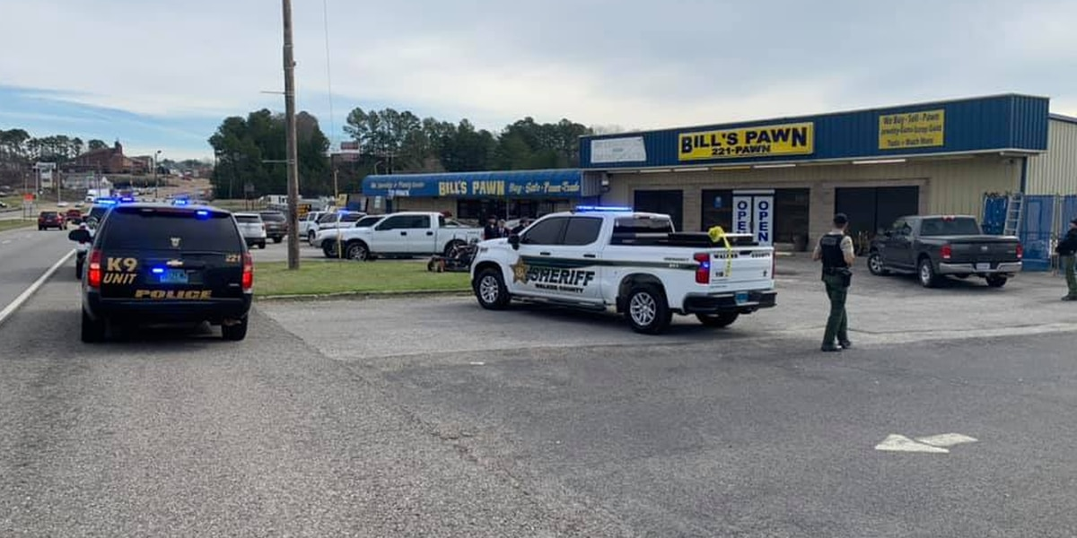Owner of Bill's Pawn shop speaks up after Walker Co. officials serve search warrant