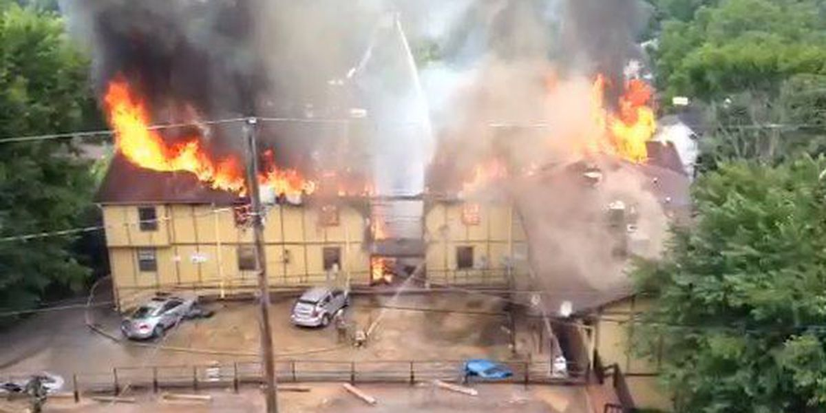 36 units affected in Birmingham apartment fire and Alabama remembers its soldiers