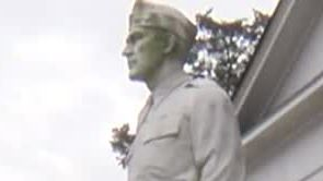 Vandals damage statue of Gen. Lee, except this one fought in WWII