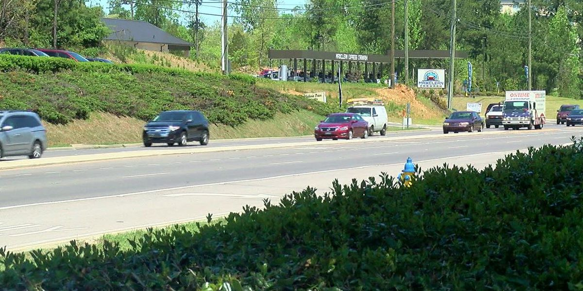 Alternative roads proposed to cut traffic on Highway 150 in Hoover