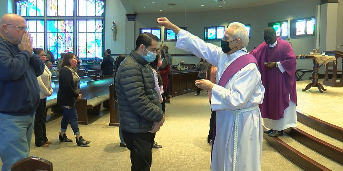 COVID forces changes to Ash Wednesday traditions in Birmingham, world