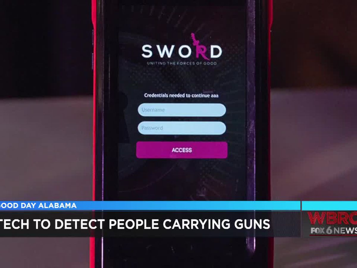 SWORD: Company testing new tech that could help protect schools from gun violence
