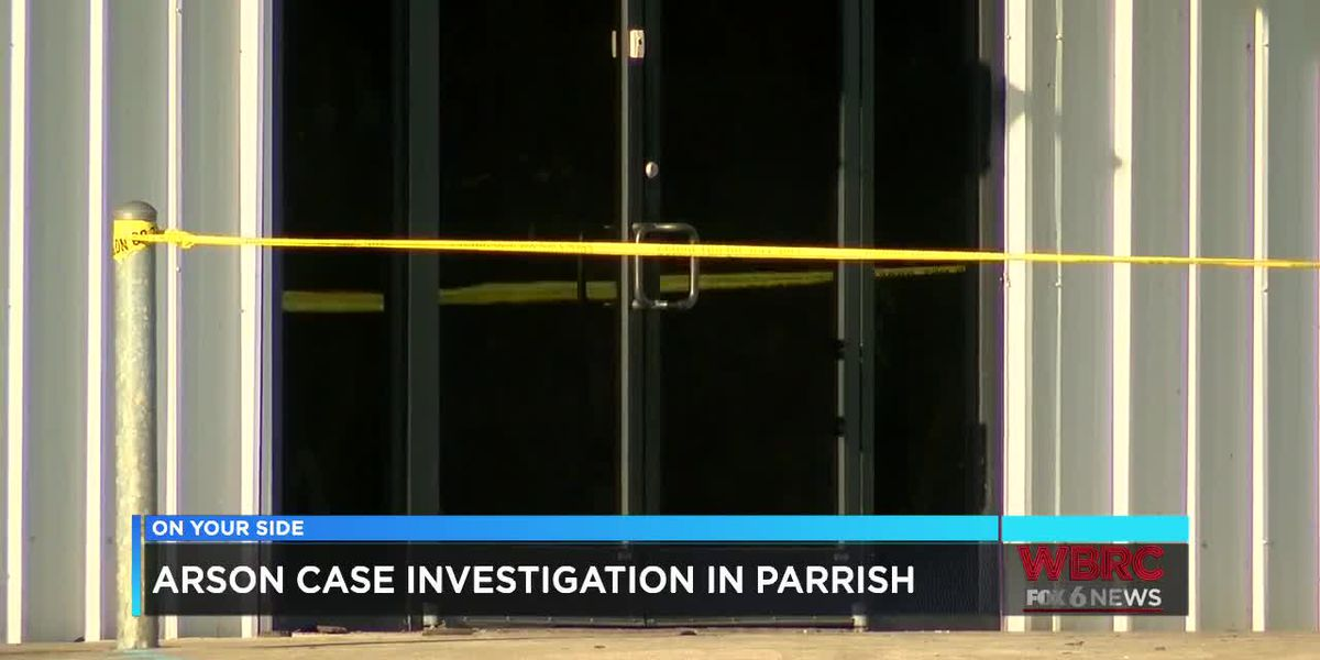 Arson investigation in Parrish