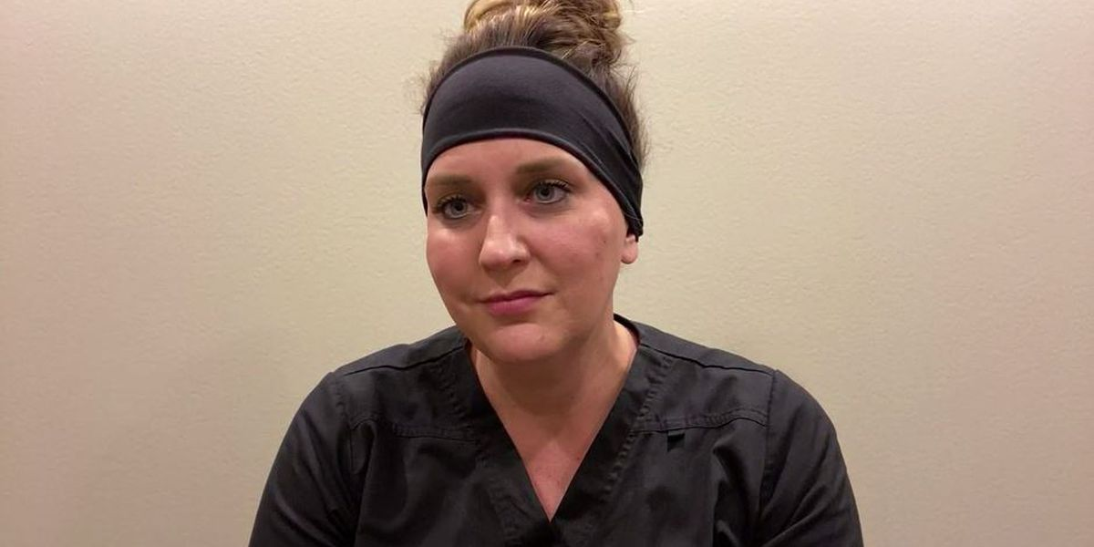 Some COVID-positive patients don't believe virus is real, even as they're dying, SD nurse says