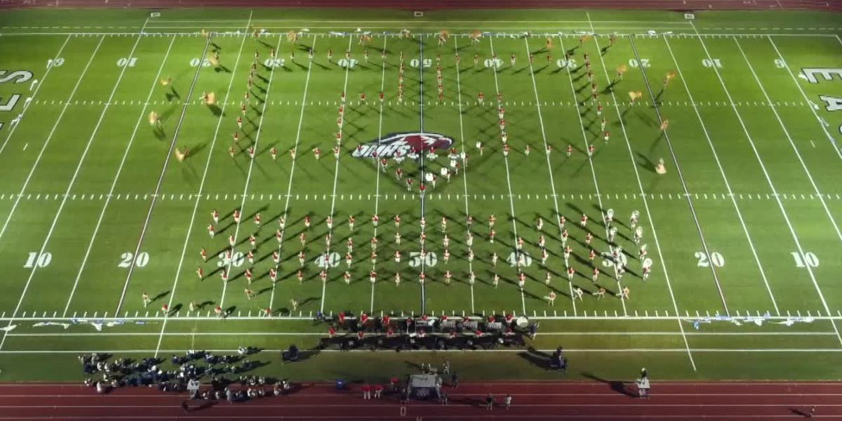 VIDEO; Oak Mountain H.S. Band of the Week
