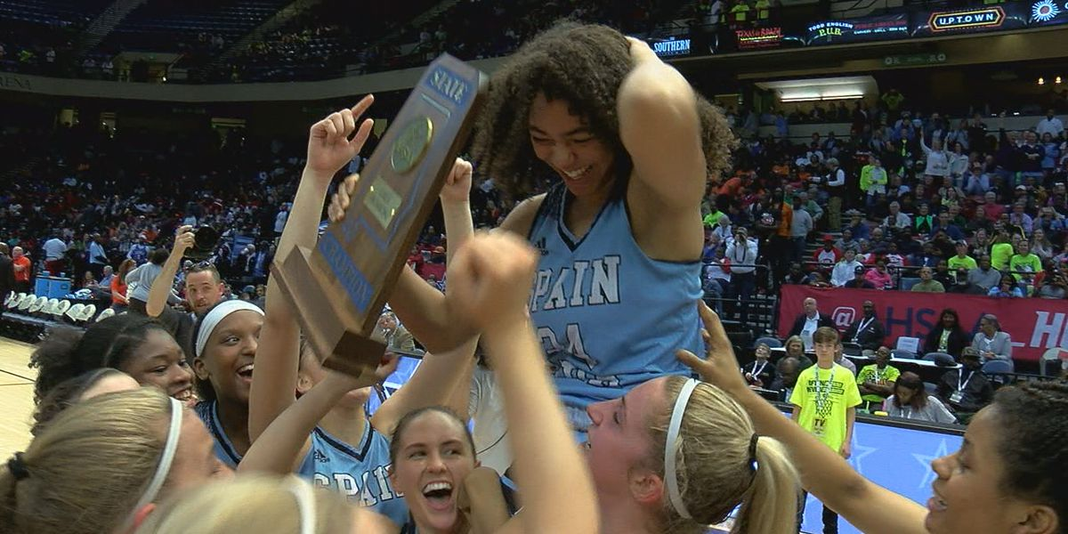 Spain Park hangs on to defeat Hoover 47-44 to win 7A State Championship