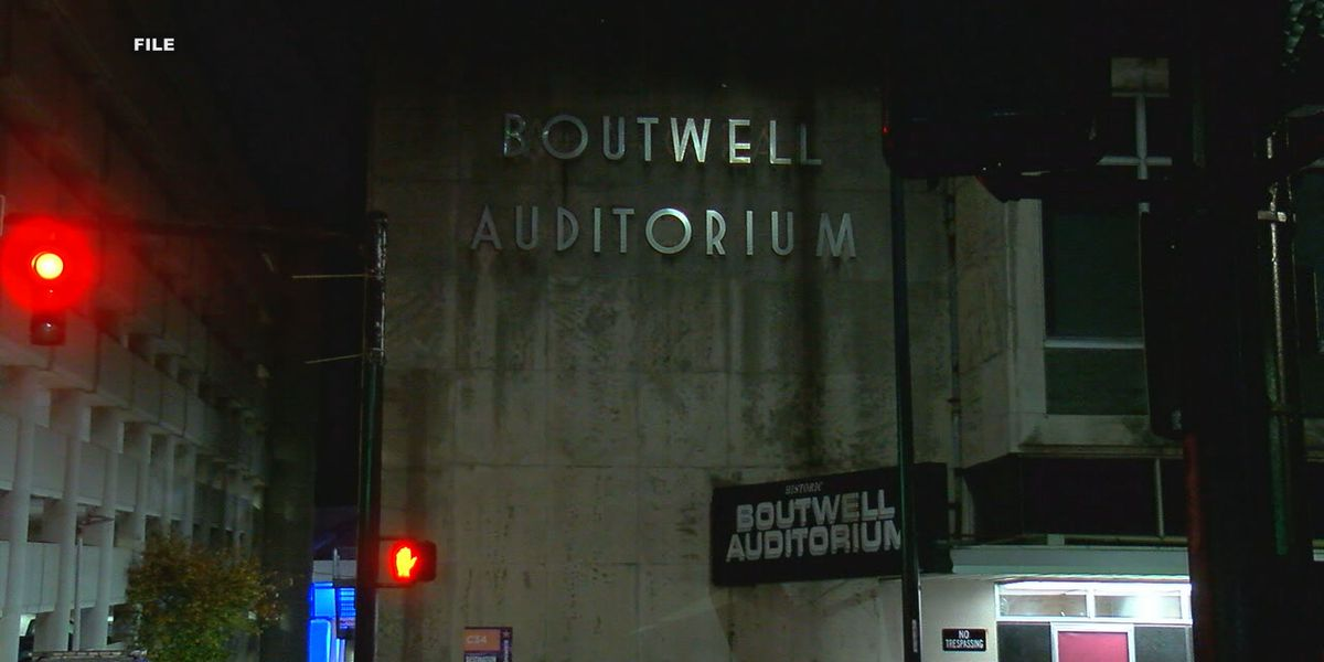 Boutwell Auditorium takes steps to keep guests safe