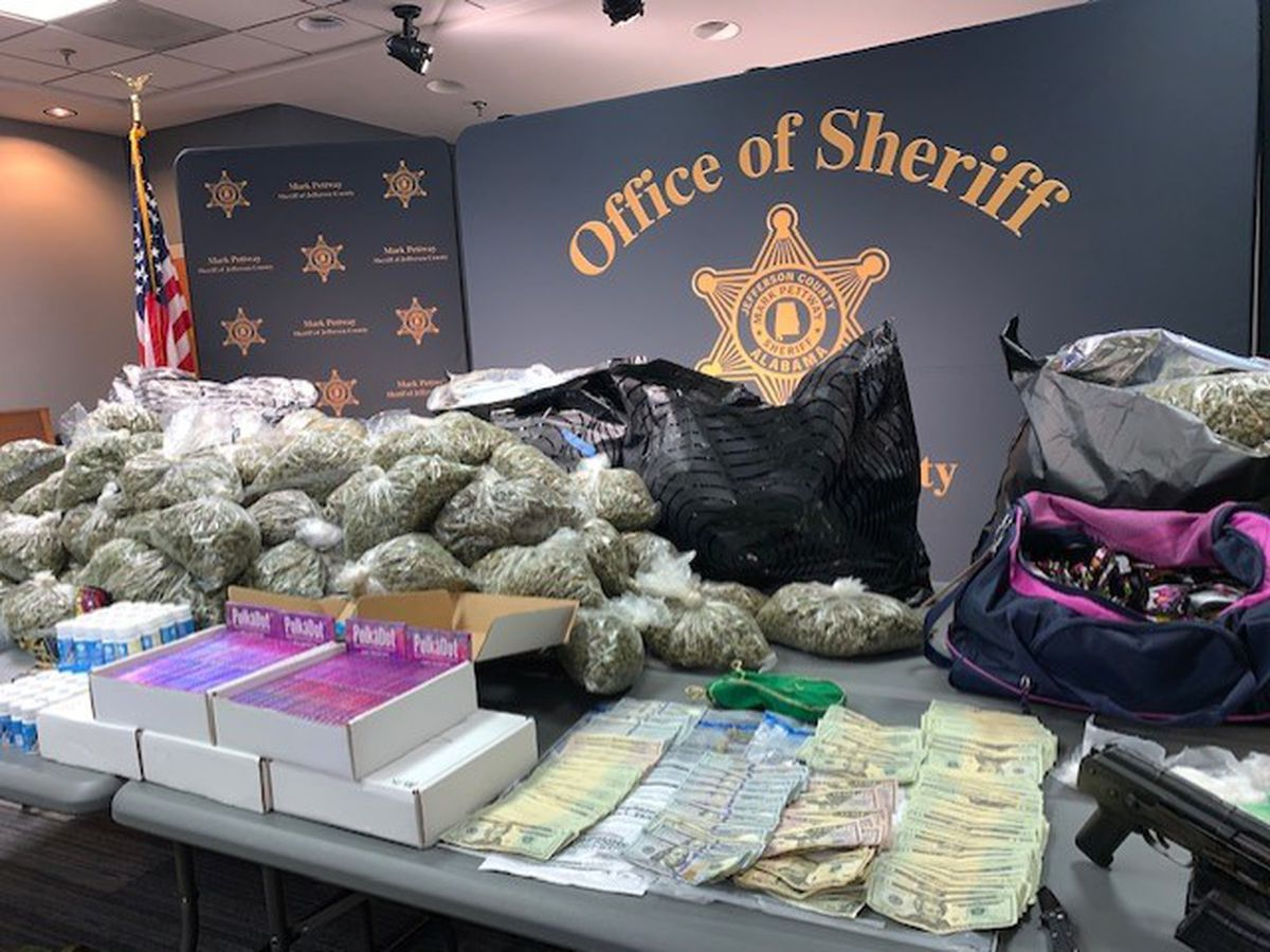 $4 million drug bust in Jefferson County