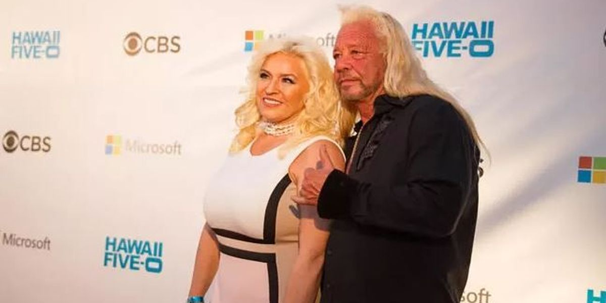 Dog the Bounty Hunter's Wife Beth Chapman in Medically Induced Coma