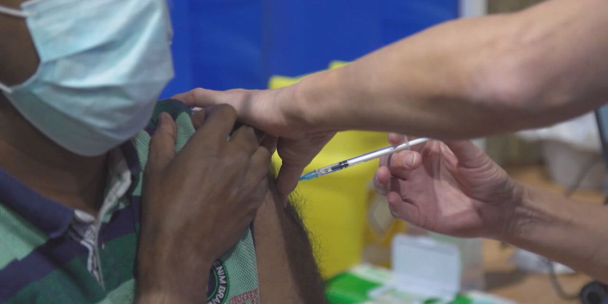 AL National Guard to set up mobile vaccine clinics in several counties