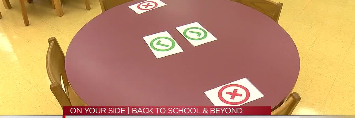 COVID safety measures at Jefferson Co. Schools