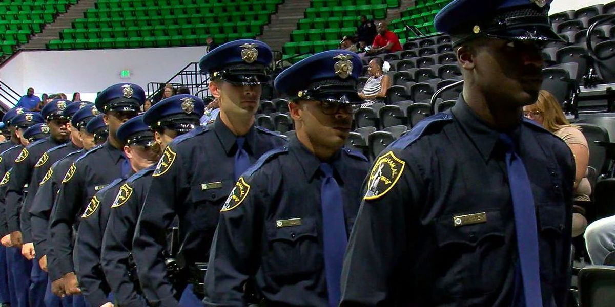 New Birmingham police officers not deterred by shooting of Officer Stafford
