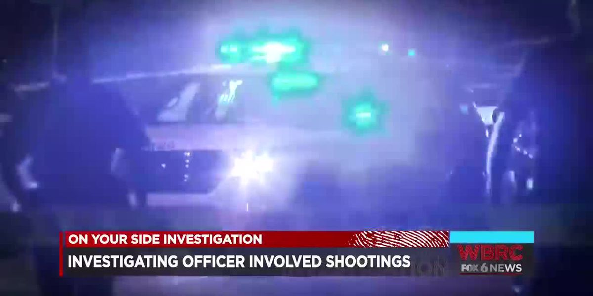 Investigating officer-involved shootings