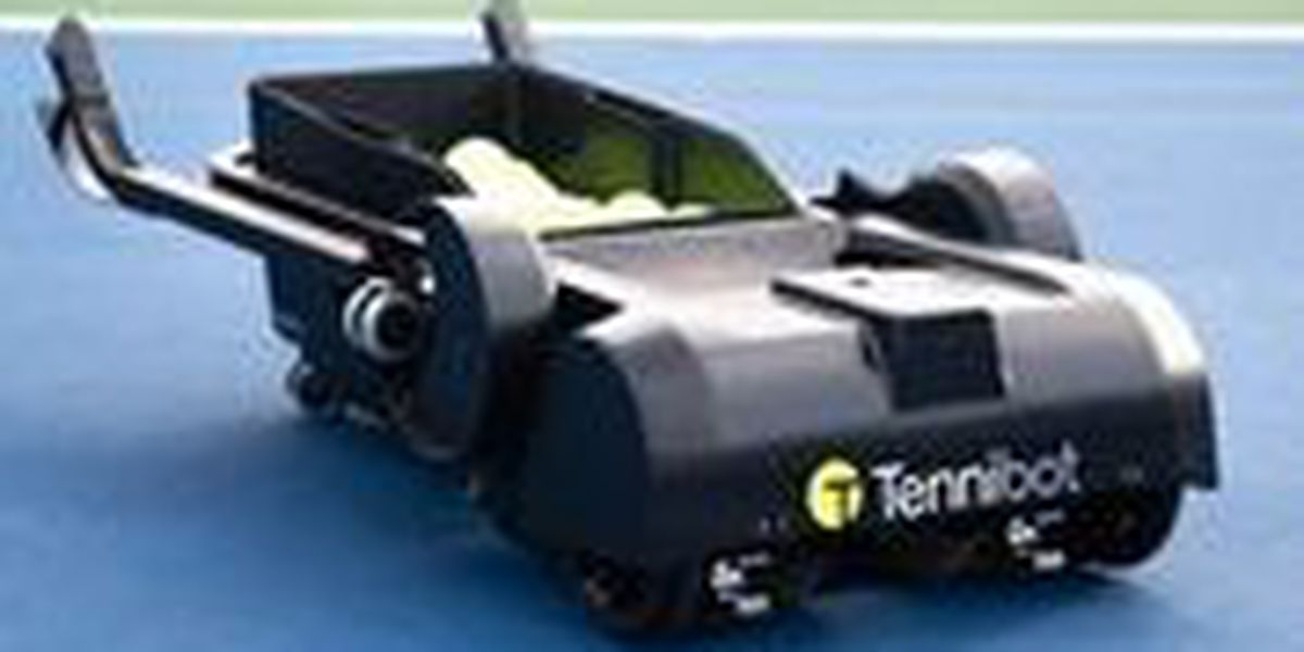 Auburn grads create robot to revolutionize how Tennis is played