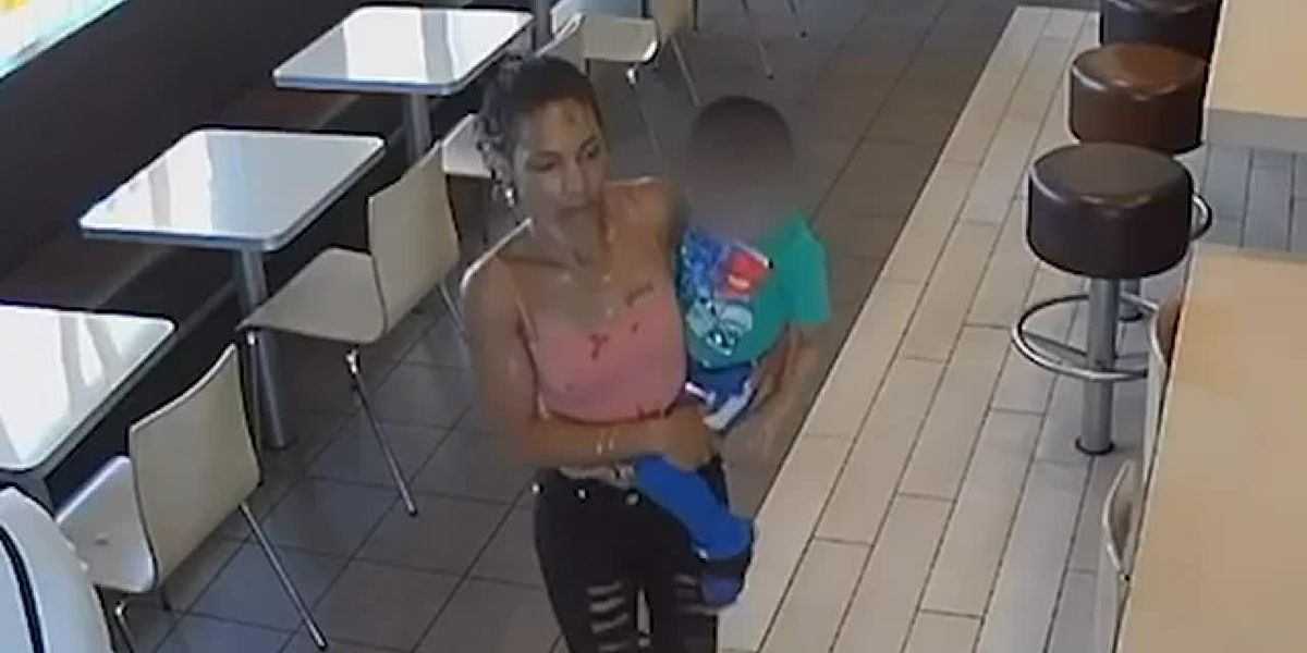 LA police catch California woman who tried kidnapping 2 boys from 2 McDonald's in 2 days