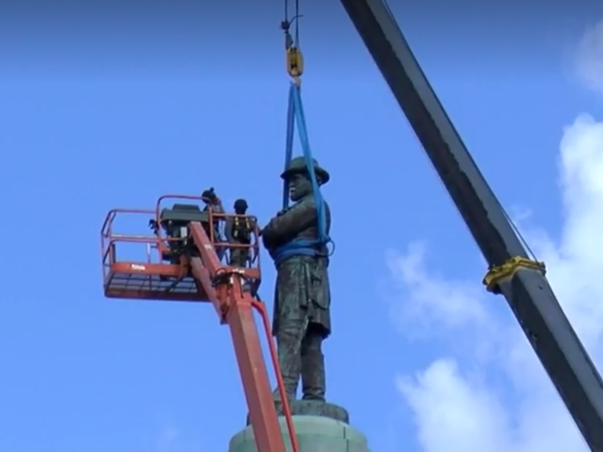 Calhoun County Commissioner requests Robert E. Lee statue removed from New Orleans