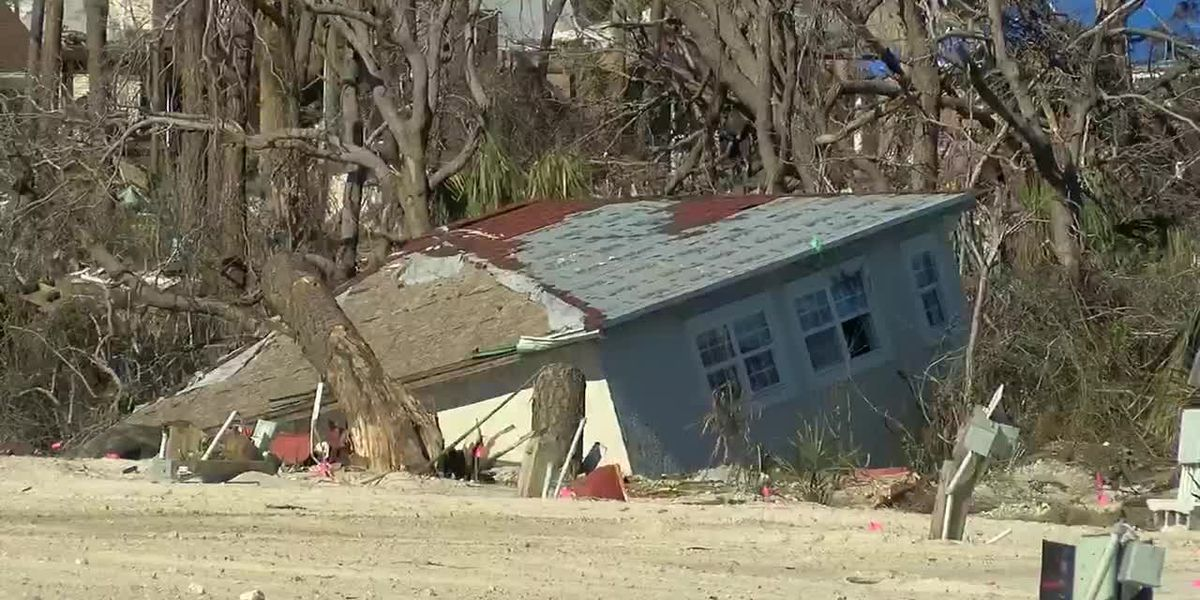 Hurricane Michael cleanup continues