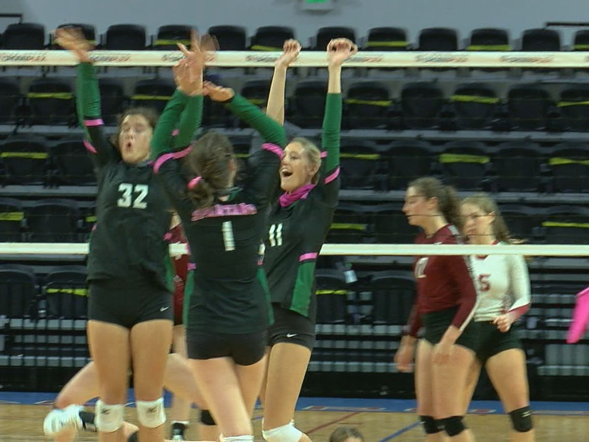 AHSAA State Volleyball Championships: Mountain Brook wins 6A state crown 3-0 over Hartselle