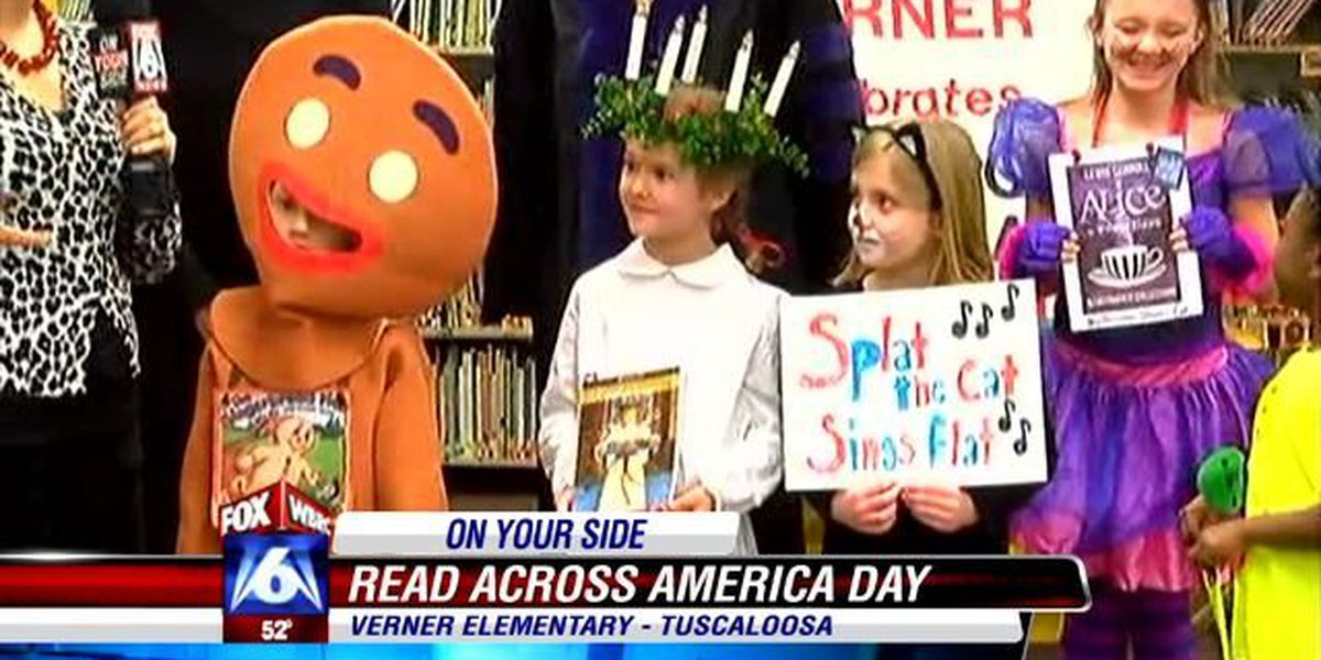 Happy Read Across America Day!