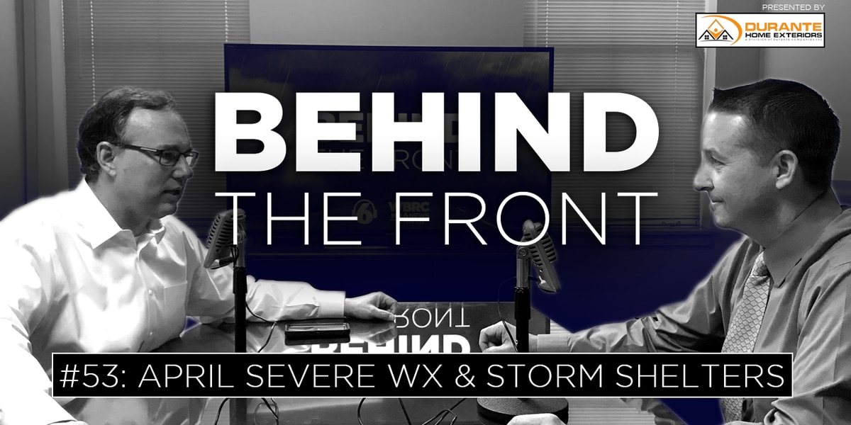 Behind the Front: April Severe Weather & Storm Shelters