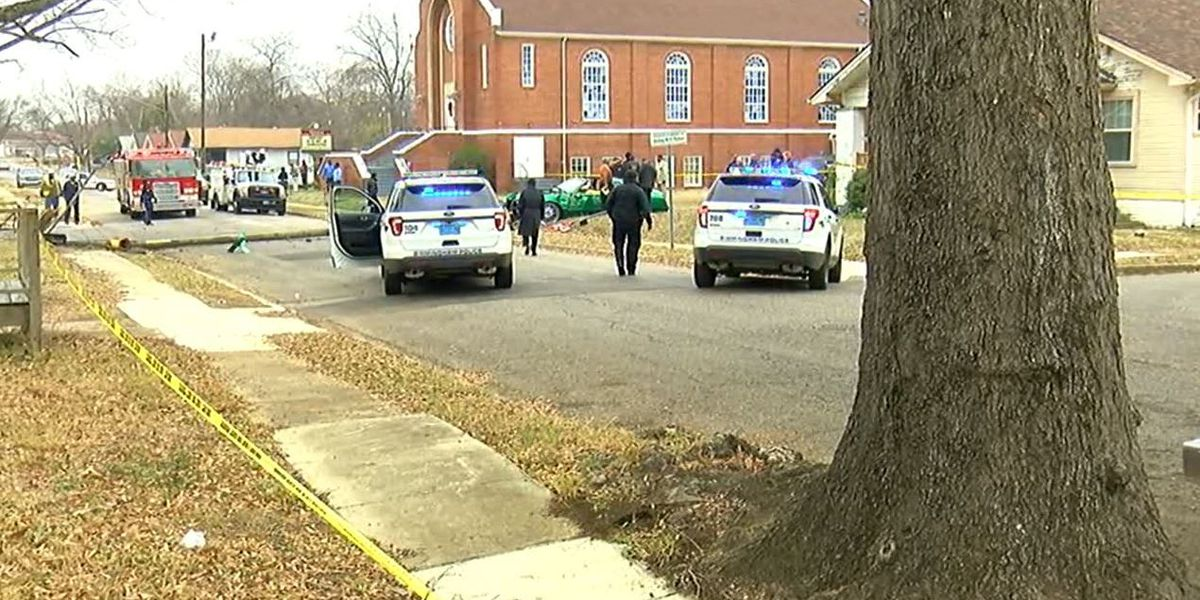 UPDATE: Birmingham police ID homicide victim who was shot, then wrecked his car