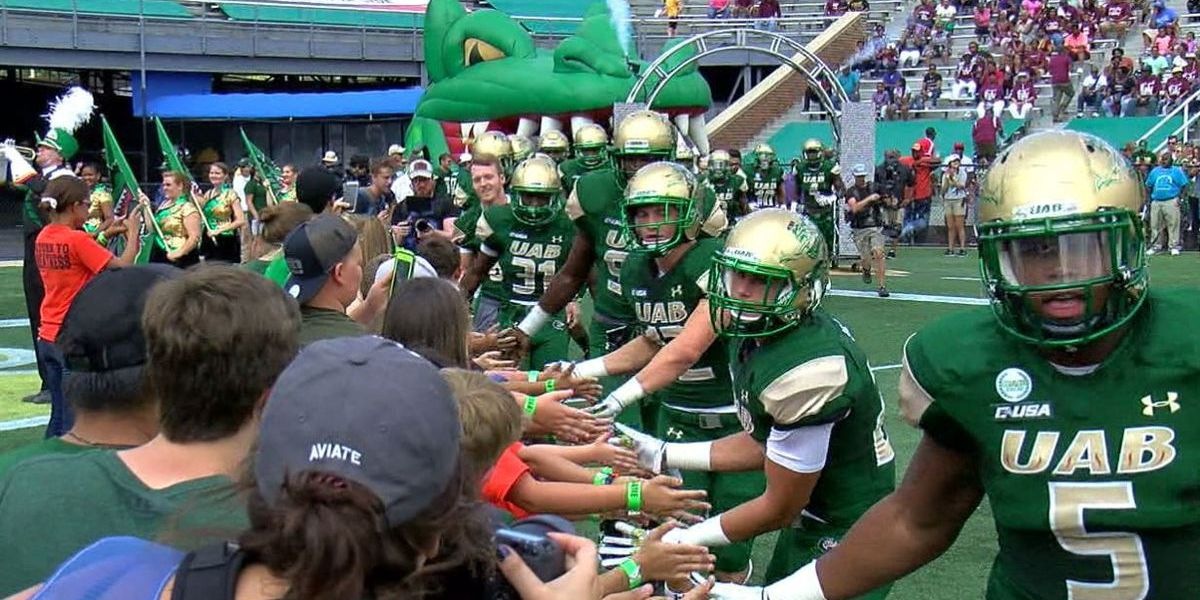 UAB Football announces date for spring game
