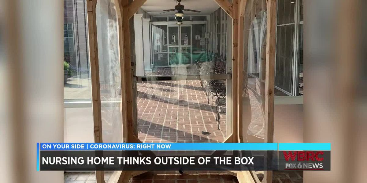 Nursing home thinks outside of the box