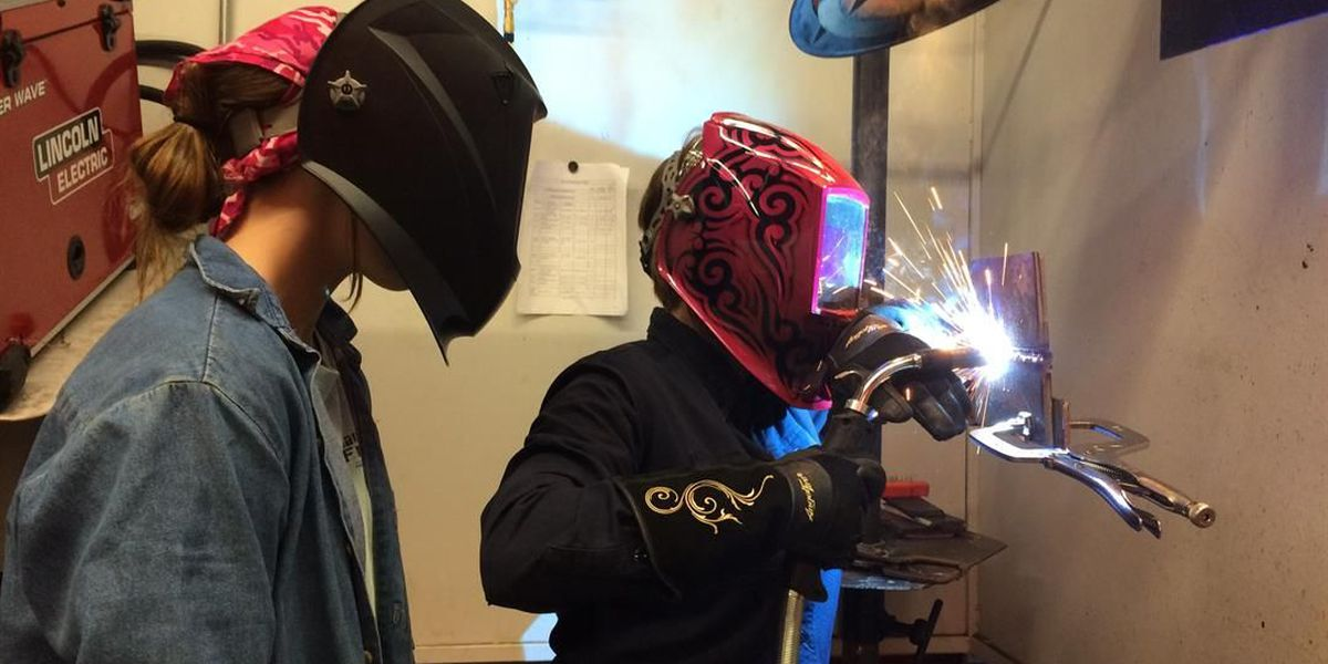 Women in Welding: Wallace State-Oneonta offers new program for single mothers