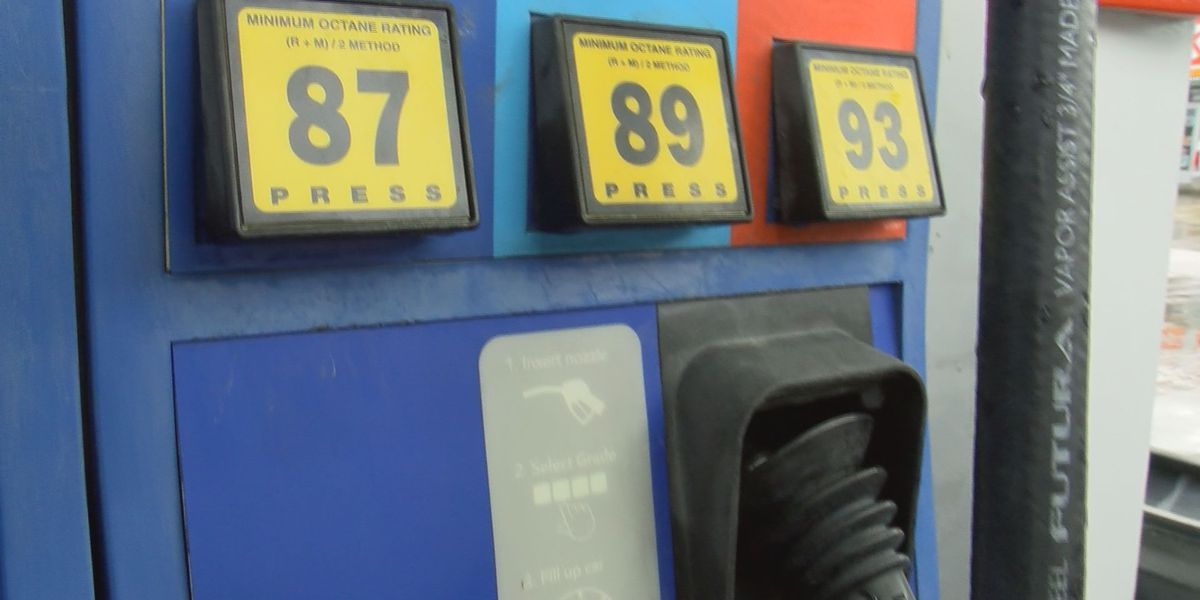 Gas tax increase hardly impacting drivers