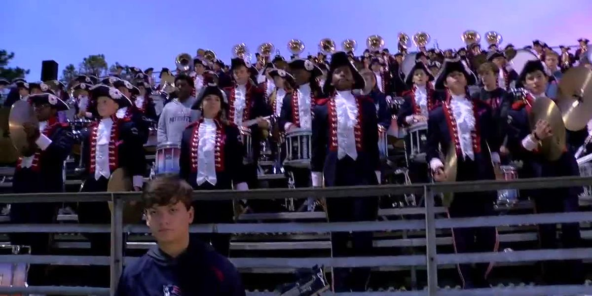 VIDEO; Homewood H.S. Band Rose bowl Parade