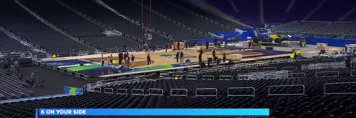 48 hours away from Final Four