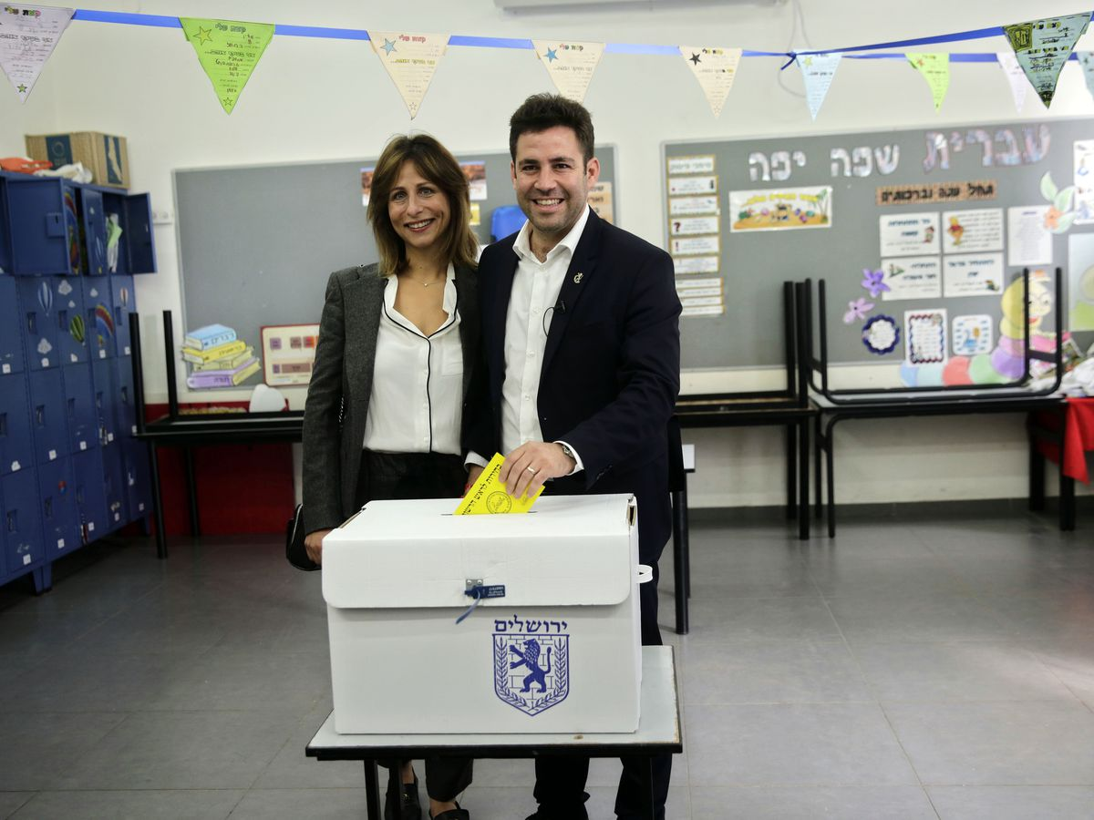 Jerusalem picks new mayor in round 2 of municipal elections