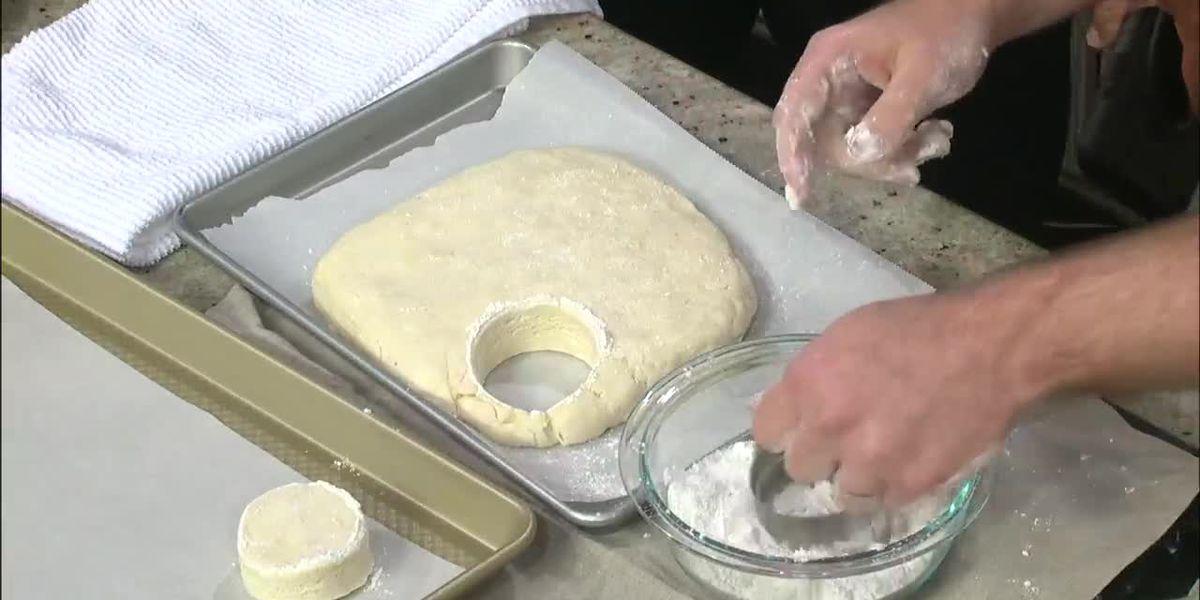 Brian Hart Hoffman's Buttermilk Biscuits