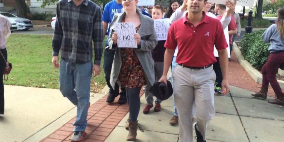 UA students support police investigation and we look at how local groups are helping veterans