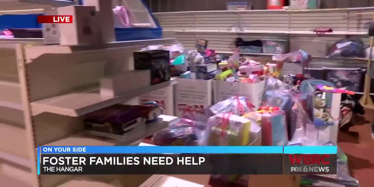 The Hangar provides help for families in need