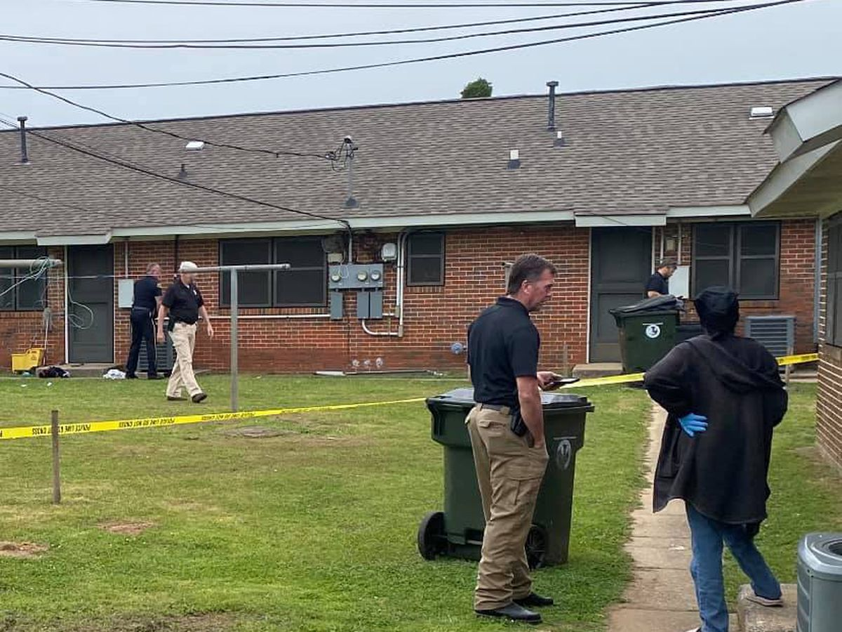 Man critically injured in Tuscaloosa shooting at Hay Court